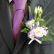 TODAY, TOMORROW, FOREVER BUTTONHOLE
